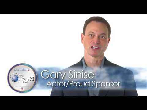 American Airlines Sky Ball XI in Support of the Airpower Foundation - PSA with Gary Sinise