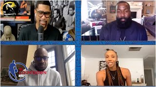 What needs to happen to bring about positive change for minorities in America?   NBA Countdown