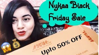 Nykaa sale haul | Big Nykaa Sale  + Mini Review | Winter Affordable Skin Care Products