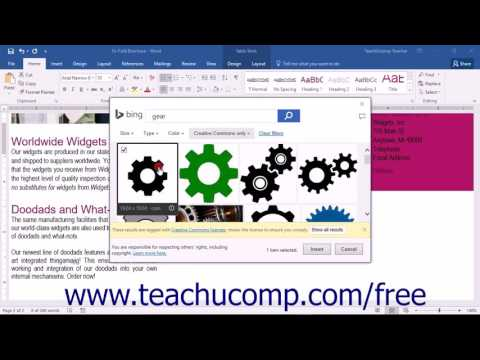 Word 2016 Tutorial Formatting Bullets and Numbering Microsoft Training