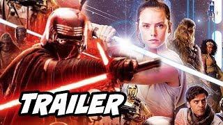 Download Star Wars Episode IX Teaser Trailer - The Rise of Skywalker Breakdown Video