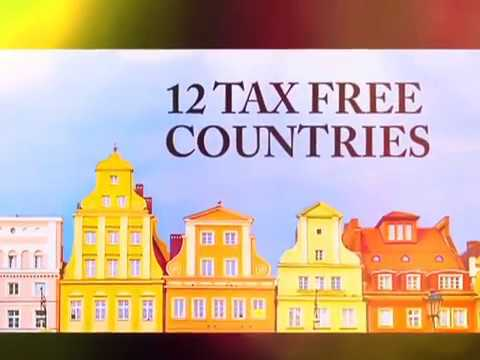 12 Tax Free Beautiful Countries Of The World
