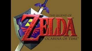Full Game Ocarina of Time N64