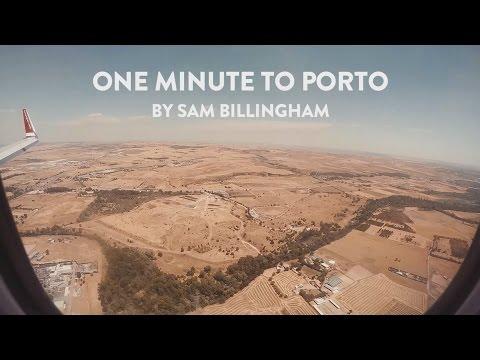 Flying To Porto To Walk The Portuguese Camino de Santiago