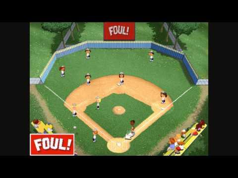 Let's Play: Backyard Baseball - Part 2 - Play Ball!