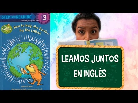 Let´s Read: How to Help the Earth by the Lorax