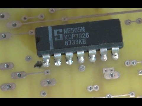 How to solder an IC or IC socket on a Printed Circuit Board or PCB