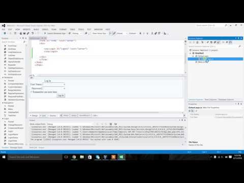 Fix UnobtrusiveValidationMode Error in asp.net