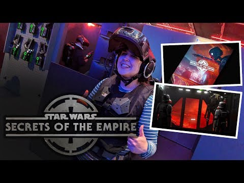 The Void Star Wars Secrets of the Empire review | Hyper reality VR experience