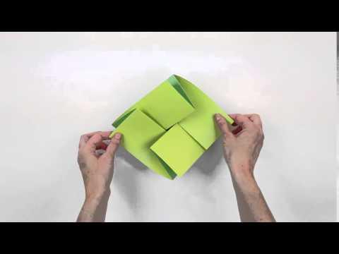 Twist Fold - Foldfactory Super-Cool Fold