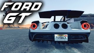 Ford Gt Build Need For Speed Payback G