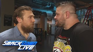 Kevin Owens promises to turn SmackDown LIVE into his playground: SmackDown LIVE, Sept. 5, 2017