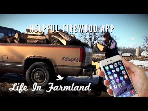 A Helpful Firewood App  - Wood Heat Wednesday - EP: 7