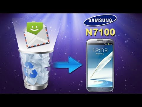 How to Recover Deleted/Lost SMS Text Messages from Samsung Galaxy Note 2 (GT N7100)?