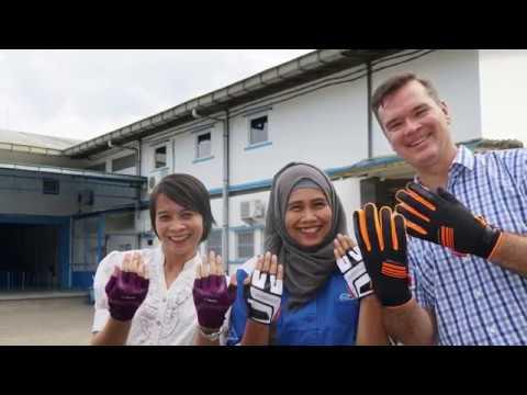 Zu Besuch bei Chiba in Indonesien
