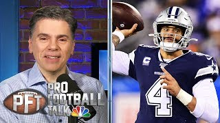 Dallas Cowboys beat New York Giants on MNF despite early hiccup | Pro Football Talk | NBC Sports