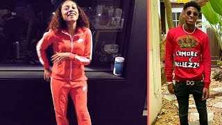 NBA YoungBoy Baby Mama/Ex-Girlfriend Jania Reacts To Fans Saying YB Song Valuable Pain Is About Her