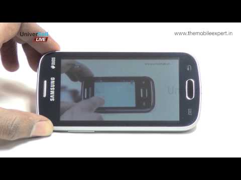 Samsung S 7582 Galaxy S Duos II - UniverCell The Mobileexpert Reviews