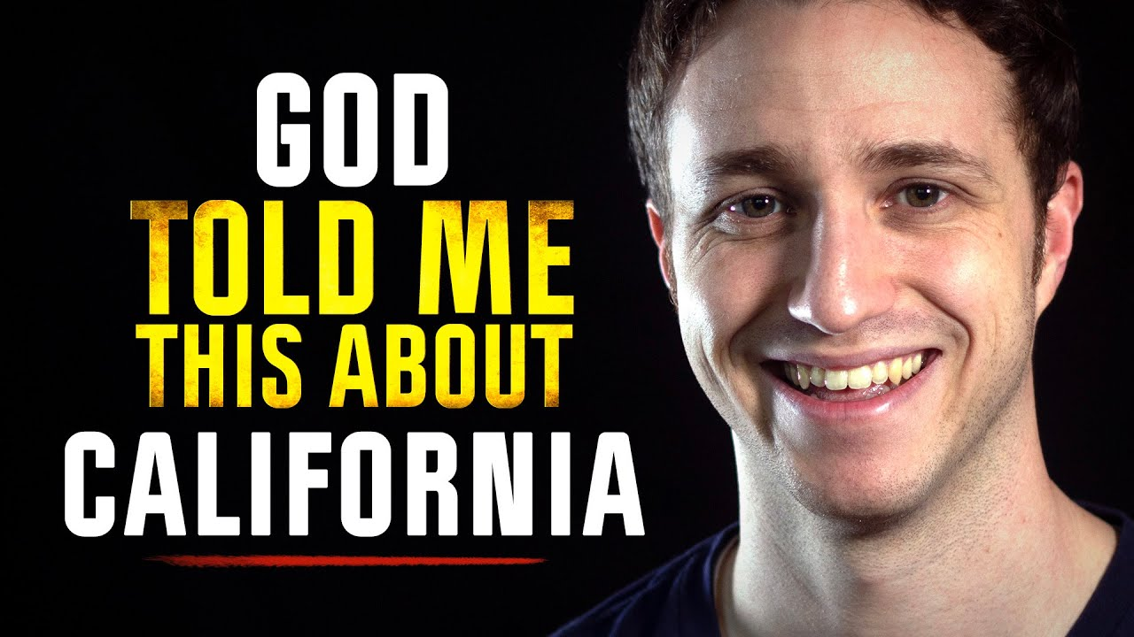 God Just Told Me This About California | Prophecy - Troy Black