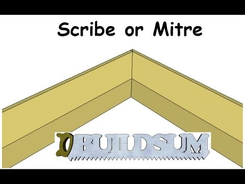 Scribe or Mitre