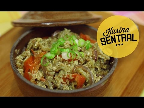 POQUI POQUI | NEW FILIPINO COOKING CHANNEL | Kusina Sentral