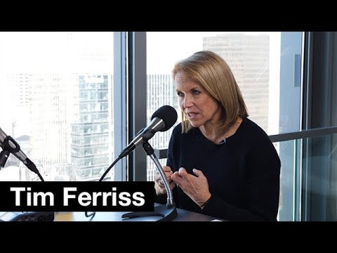 What are Katie Couric's tips on dealing with grief? | The Tim Ferriss Show