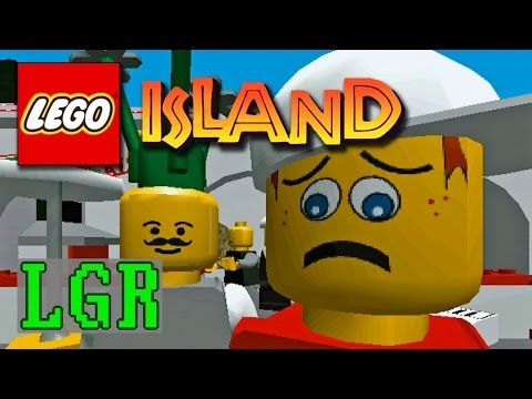 LGR - Lego Island: Looking Back at the 1st Lego Game on PC!
