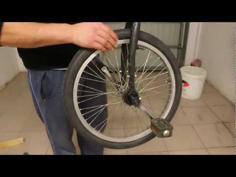 Drift Trike Front Wheel With Pedal´s