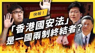 【 志祺七七 】《香港版國安法》將把「一國兩制」帶向「一國一制」?中共人大為何要強推?《左邊鄰居觀察日記》EP023 (香港國安法懶人包)