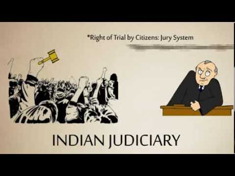 SOLUTION FOR CORRUPTION IN JUDICIARY - JURY TRIALS