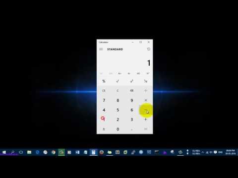 Hidden Features in Windows 10 Calculator
