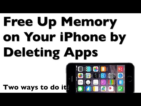 iPhone Full? Free Up Memory Space on Your iPhone by Deleting Apps