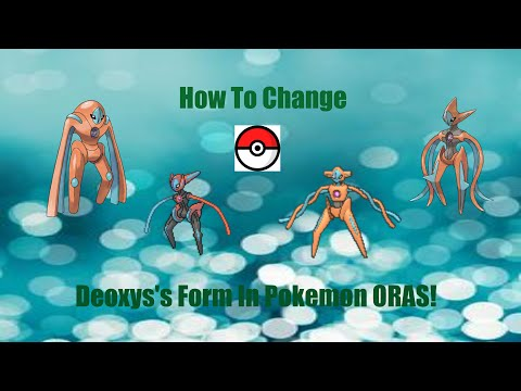 How to change deoxy's form