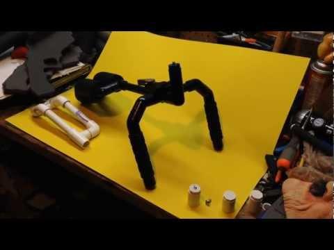 DSLR Shoulder Rig (2013 updated) - Knoptop