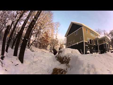 Snowboard - Backyard Jump Edit