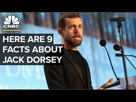 Jack Dorsey: Facts About The CEO Of Twitter And Square | CNBC
