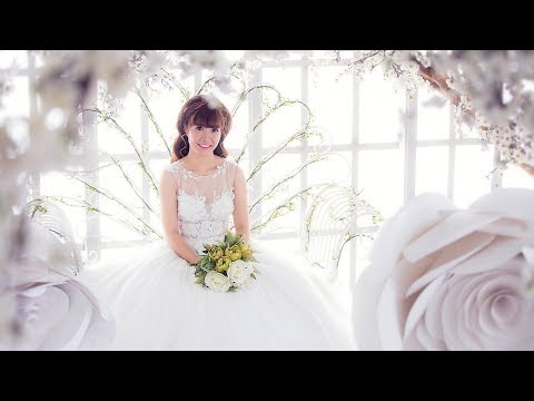 Photoshop Tutorial : Wedding Photo Editing ( Bridal ) - Soft Creamy Effects