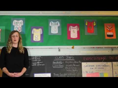 Numbered Jerseys and Popsicle Sticks: Managing the Classroom with Ease and Fairness (Virtual Tour)