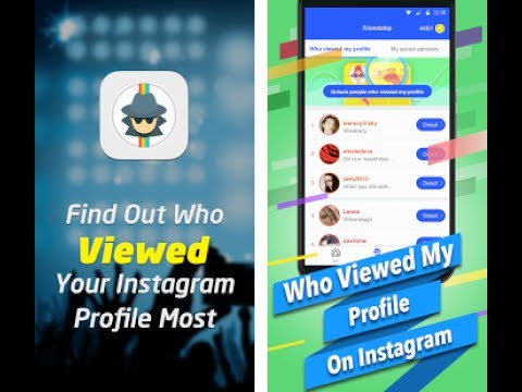 Instagram who viewed my profile - How to check who views my instagram profile