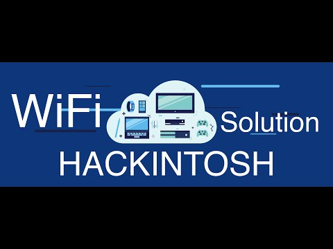 A Complete WiFi Solutions For HACKINTOSH (PCI/USB)