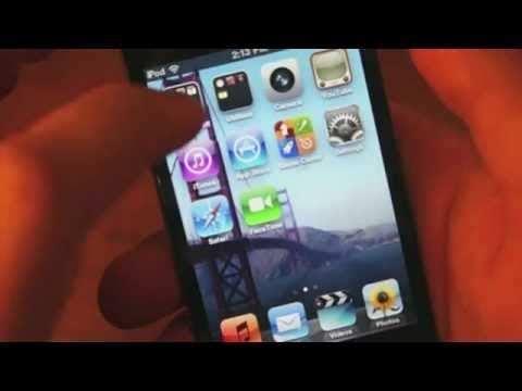NEW iPod Touch 4G Unboxing and Review