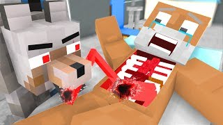 Dr. Noob Life - Operation 2 - Craftronix Minecraft Animation