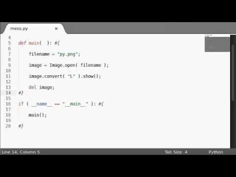 Python [PIL Image] 05 The convert() Function