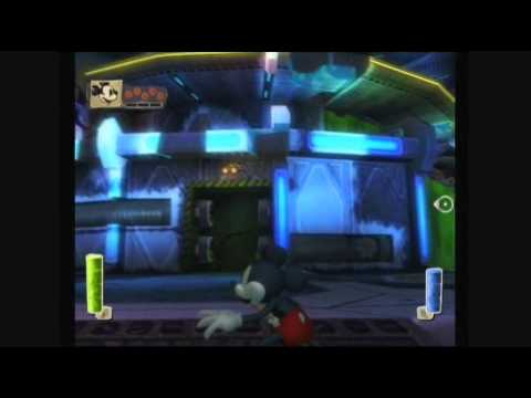 First Play Let's Play Disney Epic Mickey [11] - Oh, What a Knight!