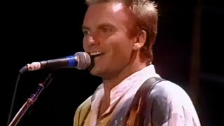 The Police - Full Concert - 06/15/86 - Giants Stadium (OFFICIAL)