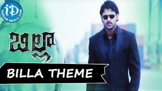 Billa Movie || Billa Theme Video Song || Prabhas, Anushka, Namitha || Mani Sharma