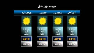 Daily sindh weather report