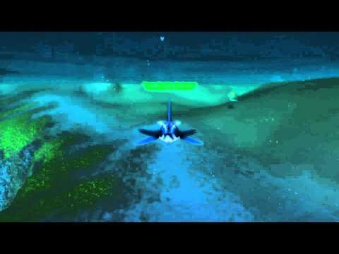 New druid aquatic form