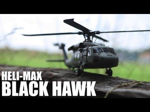 Flite Test - Heli-Max BLACK HAWK - REVIEW