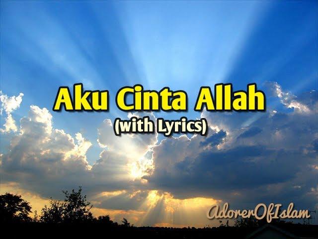 Download Wali - Aku Cinta Allah MP3 Gratis